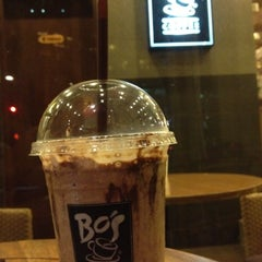 Photo taken at Bo's Coffee by Rax R. on 6/16/2012