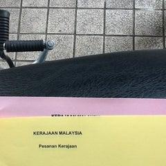 Photo taken at Jabatan Perhutanan Semenanjung Malaysia by Ab S. on 8/6/2012