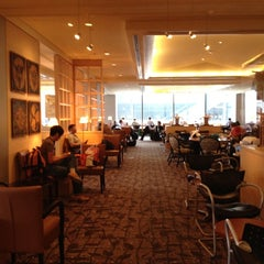Photo taken at United Club by Malia H. on 7/6/2012