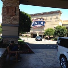 Photo taken at Pala Casino Spa & Resort by Powered by C. on 6/17/2012