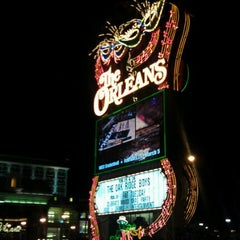 Photo taken at The Orleans Hotel & Casino by Frank C. on 2/21/2012