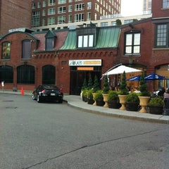 Photo taken at Zocalo Back Bay Mexican Bistro & Tequila Bar by Spherical T. on 6/7/2011