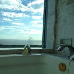 Photo taken at ホテル ザ・マンハッタン(HOTEL THE Manhattan) by VIVA on 8/16/2012