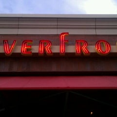 Photo taken at Riverfront Pizzeria by Brian L. on 8/28/2011