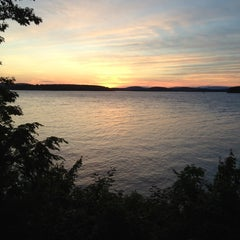 Photo taken at Lockes Island by Richard S. on 6/11/2012