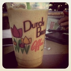 Photo taken at Dutch Bros. Coffee by Tasmia K. on 6/2/2011