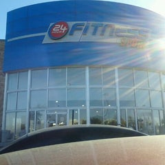 Photo taken at 24 Hour Fitness by William J. on 1/5/2012