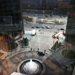 Photo taken at Grand Hyatt Beijing by Janghum C. on 11/12/2011