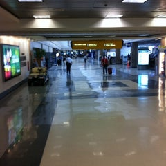 Photo taken at Terminal 7 by Grant W. on 9/20/2011