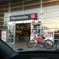 Photo taken at Unimarc Alto Jahuel by Patricio Andres V. on 12/4/2011