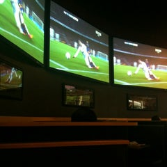 Photo taken at Buffalo Wild Wings by Andrés C. on 4/21/2012