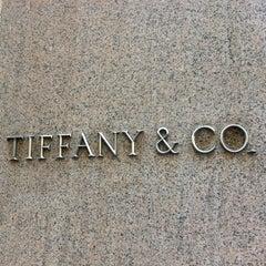 Photo taken at Tiffany & Co. by Joseph K. on 6/30/2012