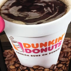 Photo taken at Dunkin' Donuts by John N. on 7/19/2012