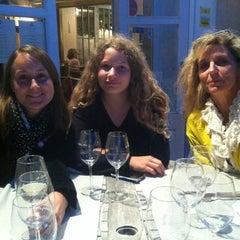 Photo taken at La Baleine Bleue by Manuel S. on 8/4/2012