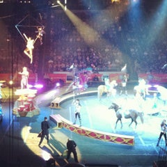 Photo taken at Giant Center by Melissa F. on 5/27/2012