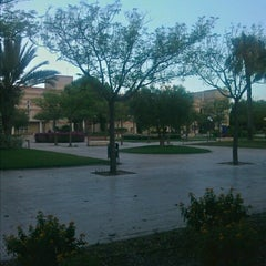 Photo taken at UA - Universidad de Alicante / Universitat d'Alacant by Javi C. on 7/16/2012