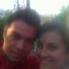 Photo taken at Mirador Sta Maria by Elthon R. on 4/11/2012
