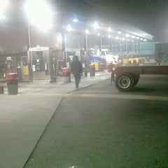 Photo taken at Wilco Travel Plaza by Katie M. on 3/19/2012
