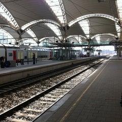 Photo taken at Station Leuven by Matthias V. on 7/7/2011