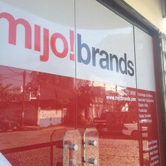 Photo taken at Mijo! Brands by Luis Fernando G. on 3/7/2012