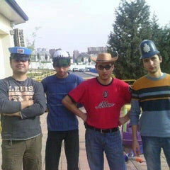 Photo taken at TISA - The International School of Azerbaijan by Izzat N. on 1/24/2012
