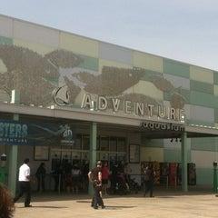 Photo taken at Adventure Aquarium by Wayne S. on 4/14/2012