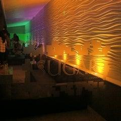 Photo taken at Sugar Ultra Lounge by Stephen B. on 12/30/2011