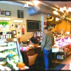 Photo taken at The Healthy Butcher by Anthony P. on 3/25/2011