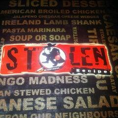 Photo taken at Stolen Recipe by Michelle G. on 2/19/2011