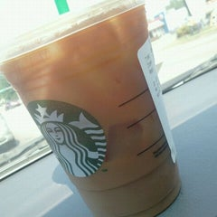Photo taken at Starbucks by Barb W. on 6/8/2011