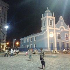 Das Foto wurde bei Praça de Boa Viagem von Márcio L. am 9/10/2012 aufgenommen