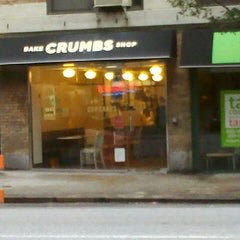 Photo taken at Crumbs Bake Shop by Melody d. on 9/6/2011
