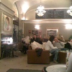 Photo taken at Atina by MARIA Z. on 11/13/2011
