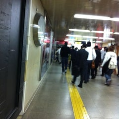 Photo taken at メンディングサービス 梅田阪急三番街店 by YAS T. on 10/16/2011