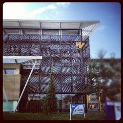 Photo taken at C-gebouw Windesheim by Bas on 9/4/2012
