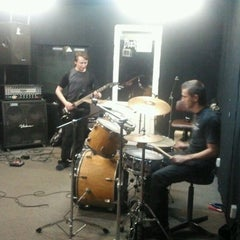 Photo taken at Black Studio by Maksim P. on 11/4/2011