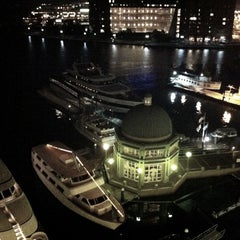 Photo taken at Boston Harbor Hotel by Jayme F. on 7/12/2011