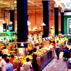 Photo taken at Grand Central Market by Tonio B. on 8/2/2012