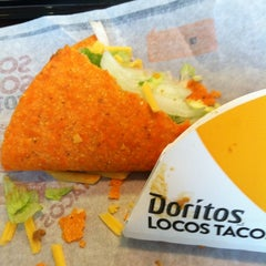 Photo taken at Taco Bell by Samantha B. on 5/14/2012
