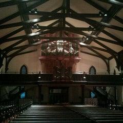 Photo taken at Trinity Episcopal Church by Alex D. on 10/21/2011