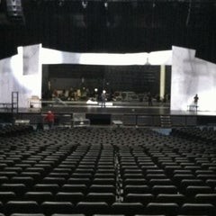 Photo taken at Microsoft Theater by Brian W. on 1/23/2012