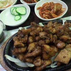 Photo taken at Tofu House Valencia by Richard M. on 9/8/2012