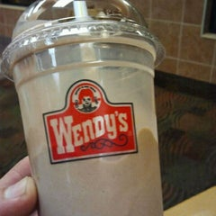 Photo taken at Wendy's by Steven B. on 2/19/2012