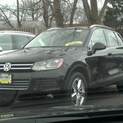 Photo taken at Reydel Volkswagen of Edison, New Jersey. VW Dealer by Billy H. on 1/8/2012