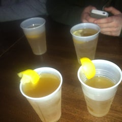 Photo taken at Shenanigans Pub by Tyce D. on 1/7/2012