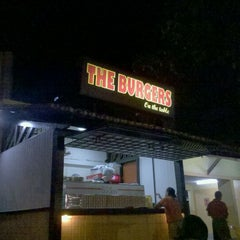 Photo taken at The Burgers on the table by Eduardo M. on 9/18/2011