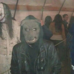 Photo taken at Statesville Haunted Prison by Richard J. on 10/24/2011