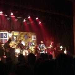 Photo taken at Buckhead Theatre by Jason D. on 3/5/2012