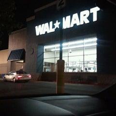 Photo taken at Walmart by Eddie A. on 10/4/2011