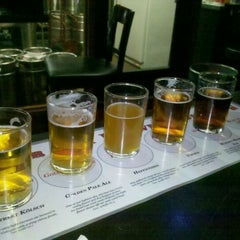 Photo taken at River City Brewing Company by Cory J. on 12/23/2011